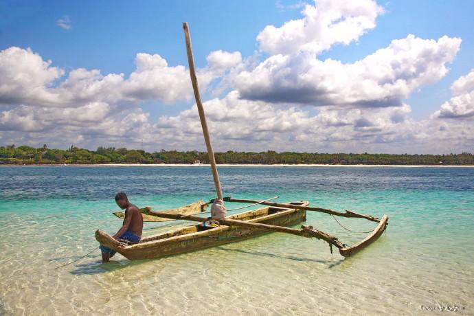 На катамаранах по Индонезии