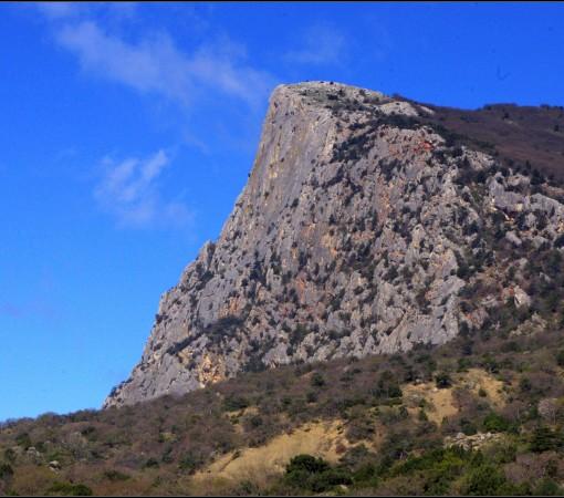 Гора мимо которой мы не смогли пройти мимо