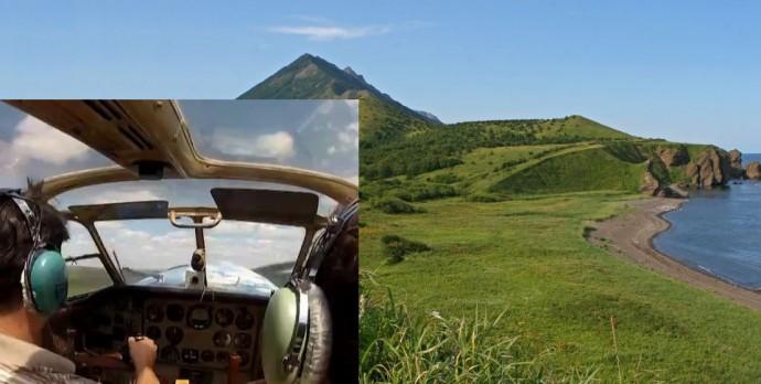 Из Киева на Сахалин в легком самолете