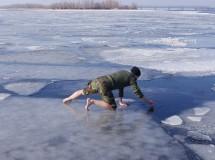 Так хочется покататься на льдинах